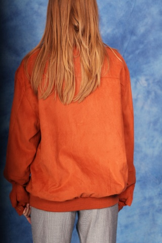 Vintage kurtka z imitacji...