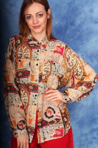 Vintage lekka koszula  w...