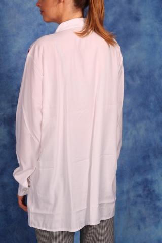 Vintage koszula i kamizelka...