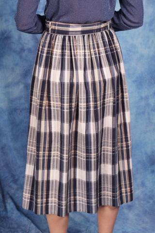 Vintage bawełniana...