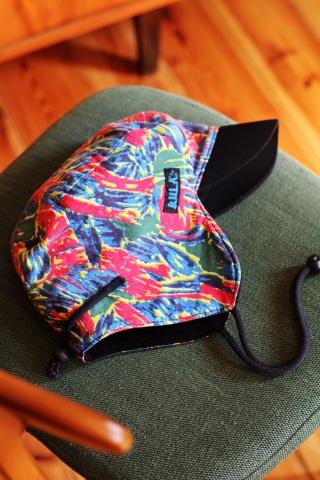 Vintage czapka z daszkiem w...