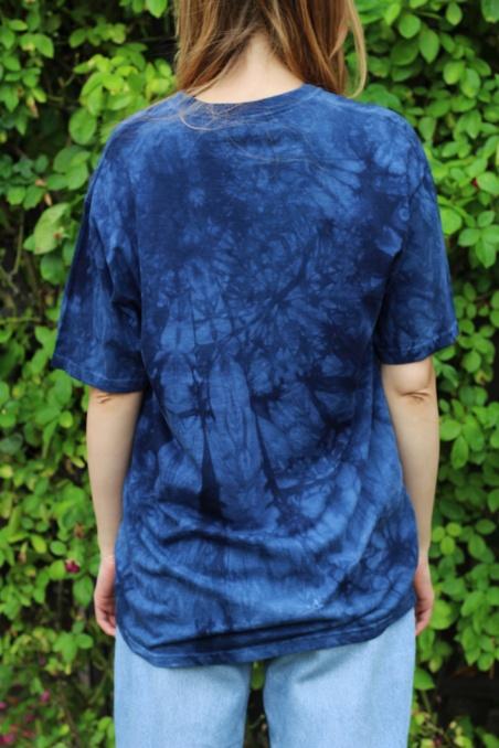 Vintage bawełniany t-shirt...
