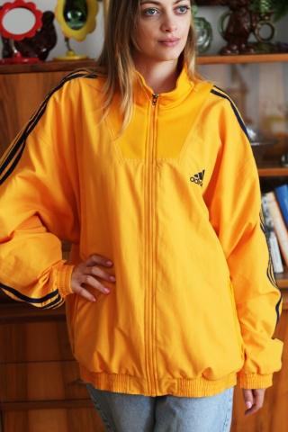 Vintage żółta sportowa...