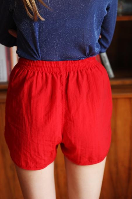 Vintage cool red oldschool...