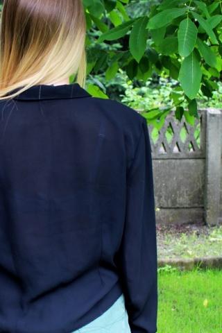 Vintage czarna...