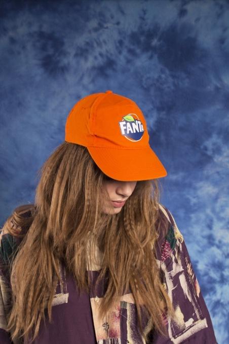Vintage czapeczka z...