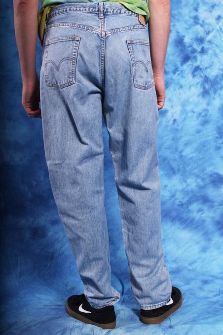 Vintage spodnie jeansowe...
