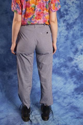 Vintage spodnie w...
