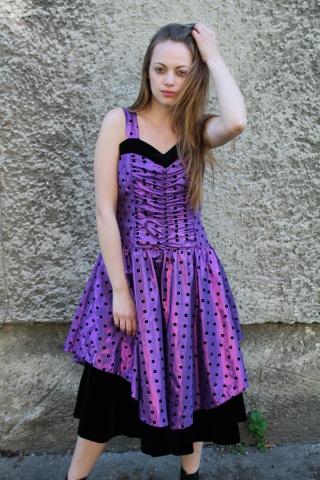 Vintage party dress...