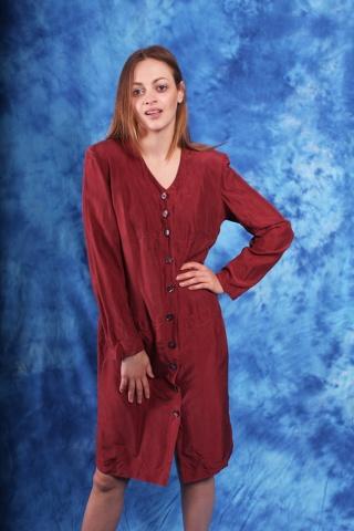 Vintage sukienka 100%...