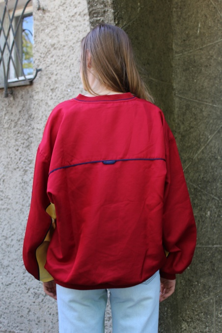 Vintage kolorowa bluza...