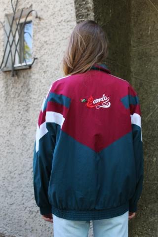 Vintage kolorowa sportowa...