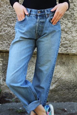 Vintage cool Marlboro jeans...