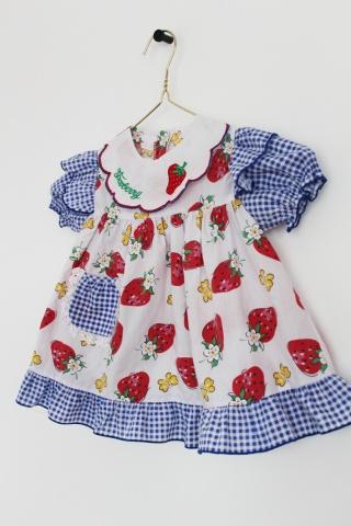KIDS Vintage sukienka w...
