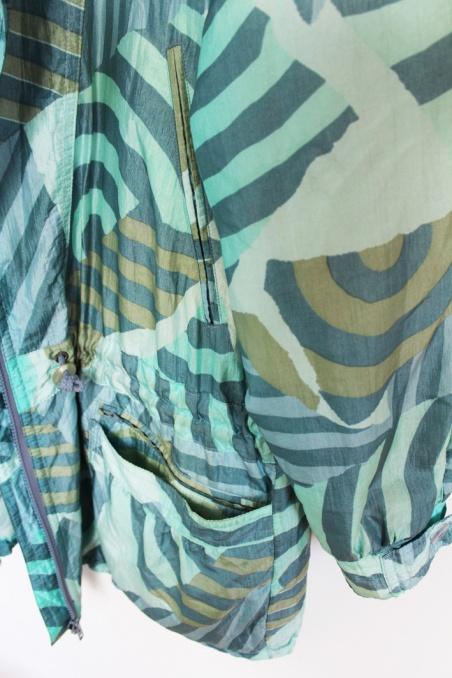 Vintage kolorowa miętowa...
