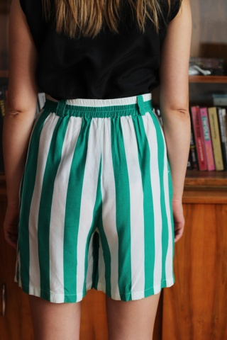 Vintage cool green and...