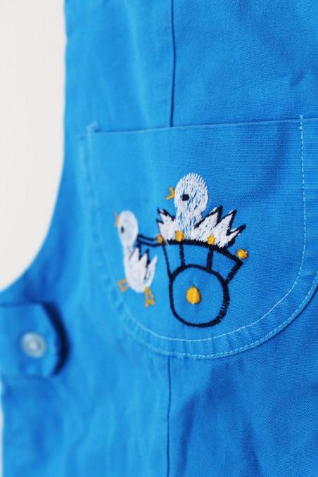 KIDS // Vintage blue...