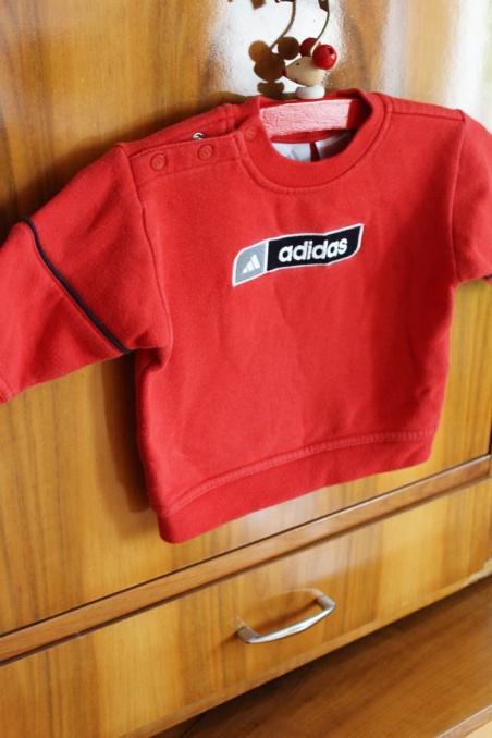 KIDS// Vintage czerwona...