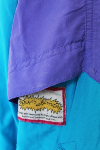 Vintage kolorowa kurtka...