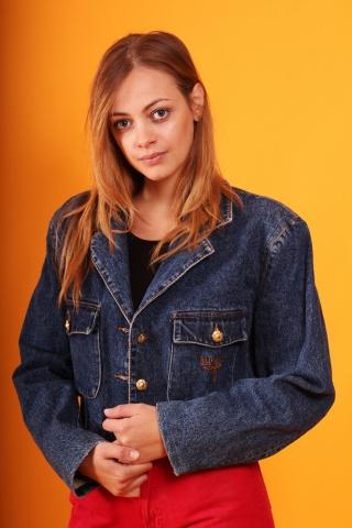 Vintage blue BLONDIE jeans...