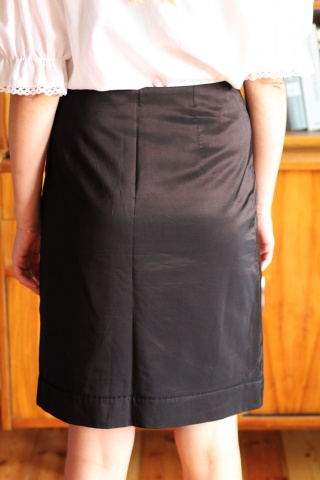 Vintage klasyczna spódnica...
