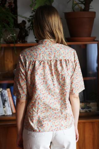 Vintage koszula w kolorowe...