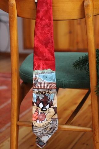 Vintage colorful silk tie...