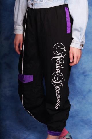 Vintage sportowe spodnie...