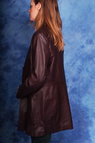 Vintage skórzana kurtka 90s...