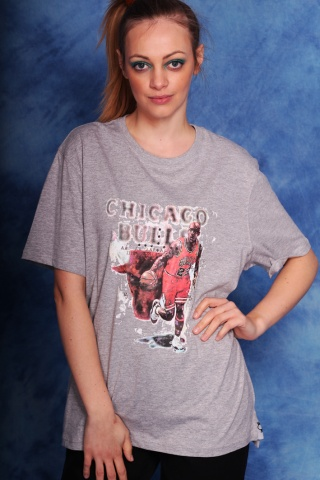 T-shirt Chicago Bulls...