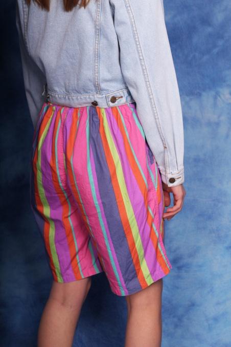 Vintage bawełniane kolorowe...
