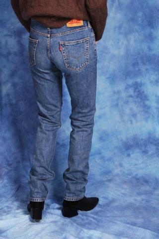 Vintage jeansy Levi's 511...