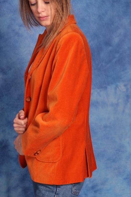 Vintage pomarańczowa...