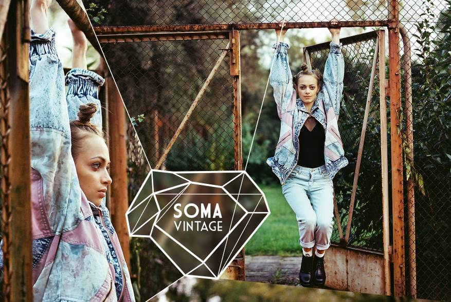 SOMA VINTAGE LOOKBOOK 2014